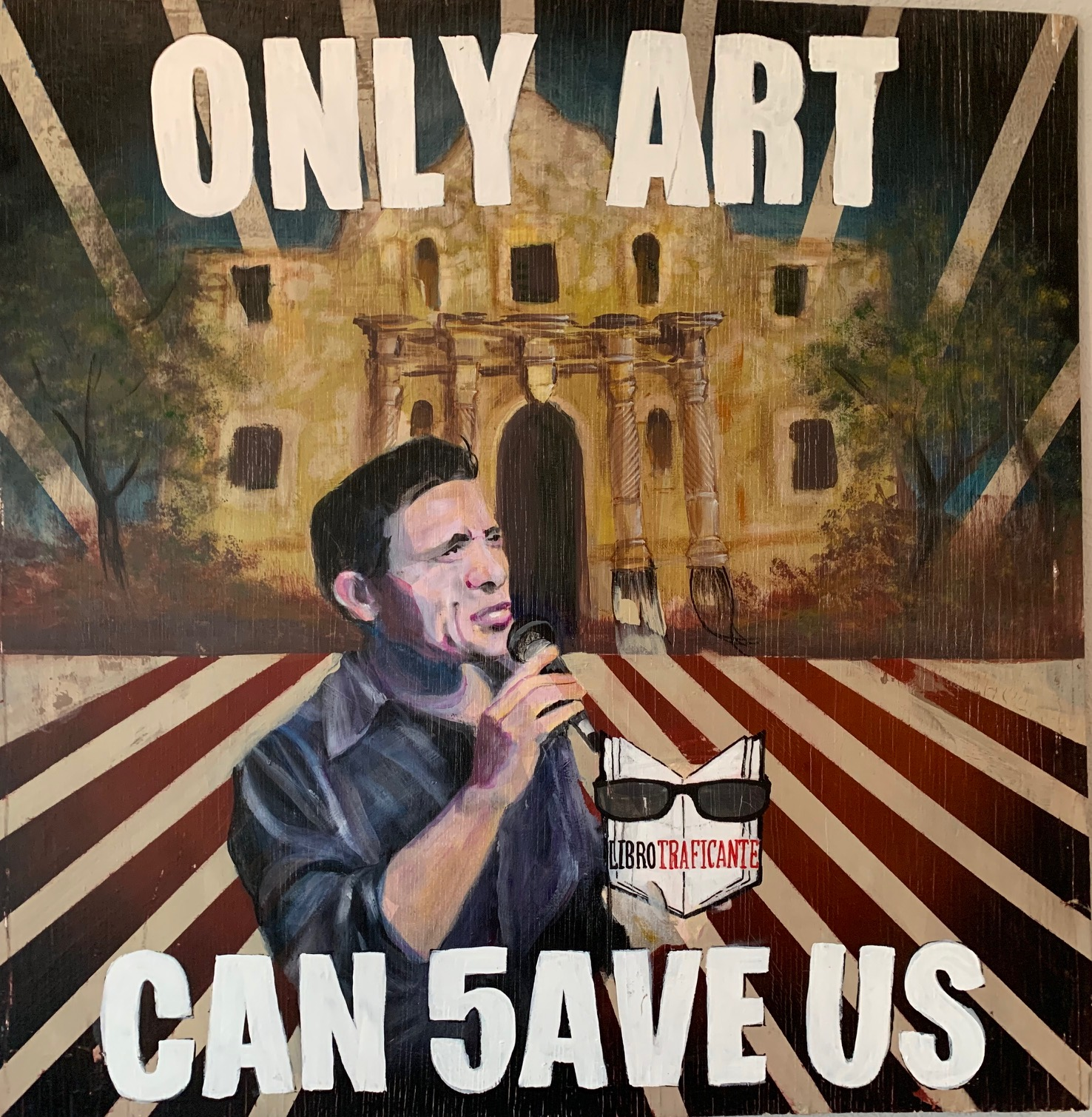 Only Art Can Save Us