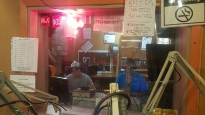 kpft Son Pacifica Radio